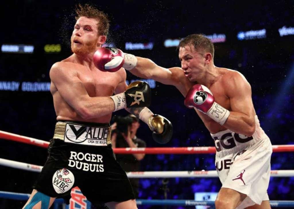Canelo Álvarez & Gennady Golovkin (HBO Boxing)