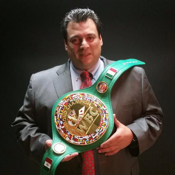 Mauricio Sulaimán (WBC)