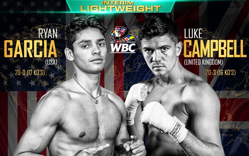 Ryan García & Luke Campbell (WBC)