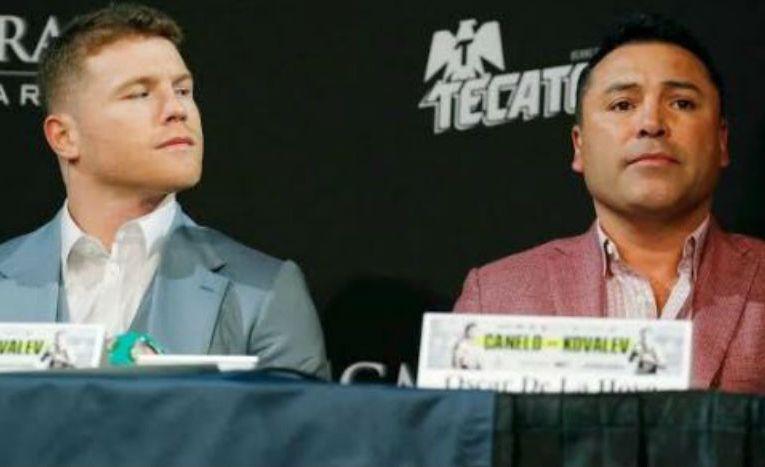 ¿Se equivoca Canelo al hablar de decepción con De la Hoya y no de agradecimiento?