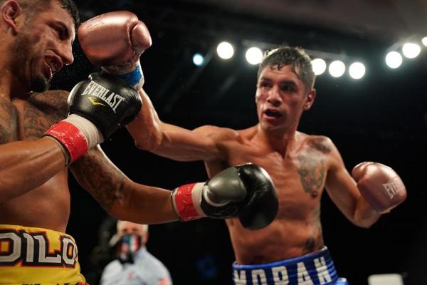 Emanuel Colón & Antonio Morán (All Star Boxing)