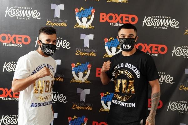 Sánchez & Lozano (All Star Boxing)