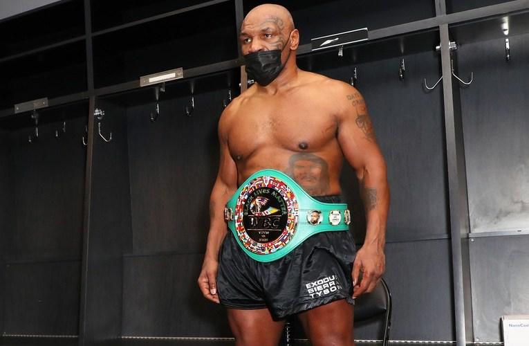 Mike Tyson  tilda de criminales a quienes se dopen en el boxeo