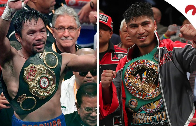 Mikey García vs Manny Pacquiao: Últimos detalles