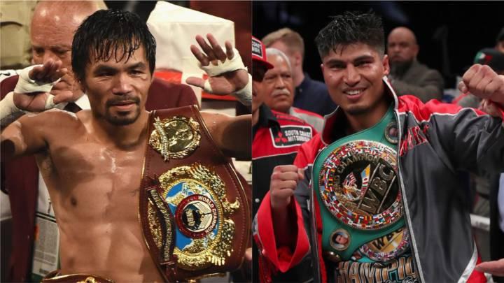 Manny Pacquiao vs Mikey García: Negociaciones en etapas finales