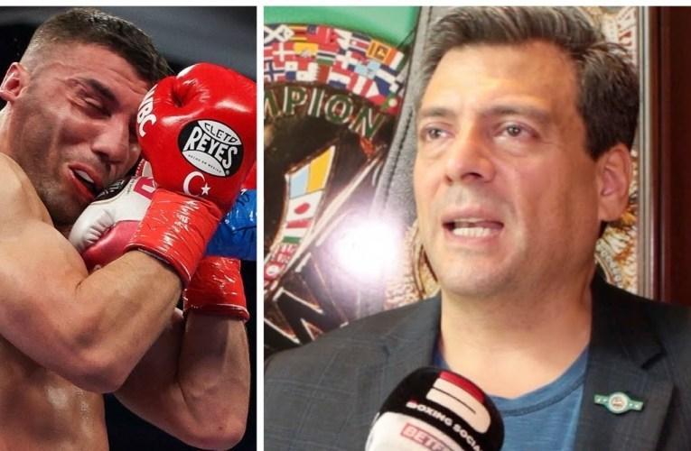 """""""Lo siento por Yildirim, lo que dice el papel a veces no aplica sobre el ring"""" Mauricio Sulaimán"""