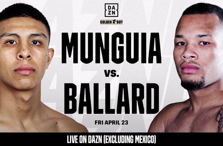 Jaime Munguía se vuelve a quedar sin rival para este mes