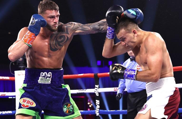 Joe Smith Jr derrota a Maxim Vlasov en épica batalla