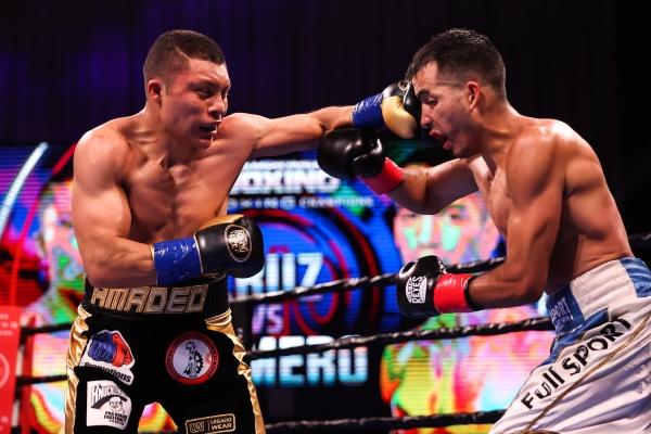 Isaac 'Pitbull' Cruz vs Francisco 'Bandido' Vargas ¡OFICIAL!