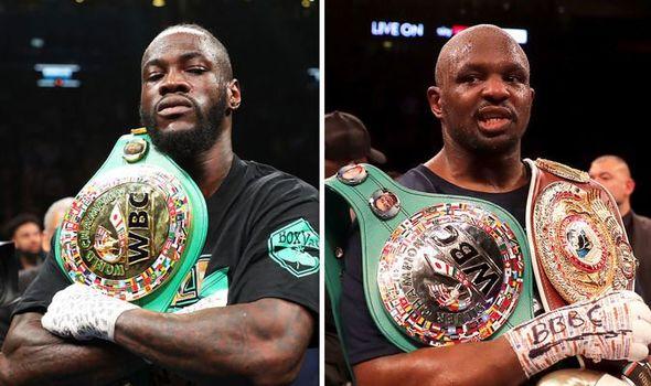 Dillian Whyte podría reemplazar a Tyson Fury ante Wilder