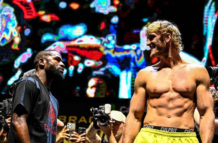 "Floyd Mayweather vs Logan Paul ""La Muerte del Boxeo"""