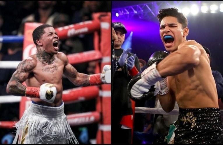 """Gervonta Davis """"Ryan García cree que dirige el boxeo y no dirige NADA"""""""