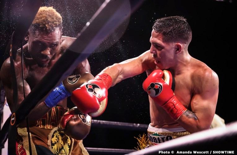Eddie Hearn cree que Castaño debería ser campeón indiscutible
