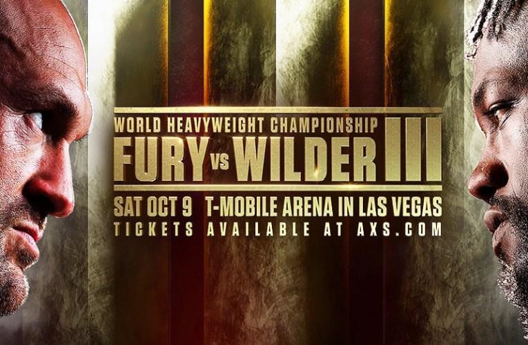 Tyson Fury vs Deontay Wilder 3 ¡FECHA NUEVA CONFIRMADA!