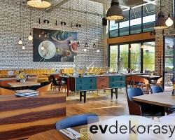 Dünya üzerinde en lüks restoran dekorasyonu örnekleri
