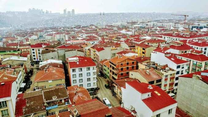İstanbul'un ilçe ilçe konut satış rakamları (2018 Kasım)