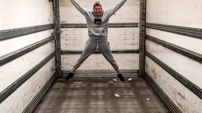 kira fiyatlarından bıktı kamyonu ev yaptı 1 evden haberler