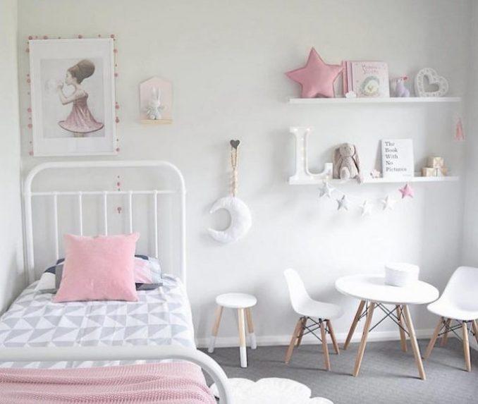 çocuk odası dekorasyon fikirleri 1 evdenhaberler
