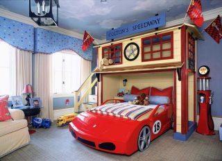 çocuk odası dekorasyon fikirleri 16 evdenhaberler
