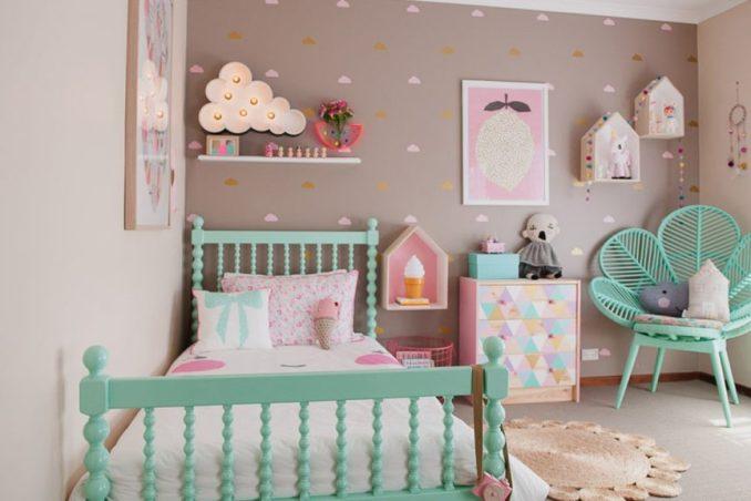 çocuk odası dekorasyon fikirleri 19 evdenhaberler