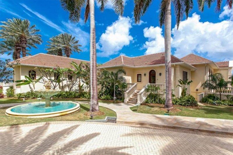 Trump'ın Karayipler'deki evi 28 milyon dolar 5 evdenhaberler