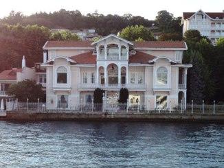 İstanbul'un en pahalı yalısı