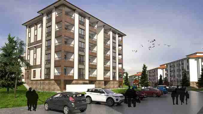 Trabzon Merkez Toki kura sonuçları 2020