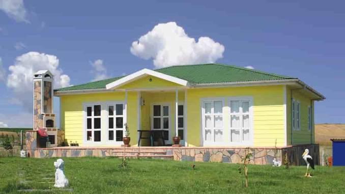 Prefabrik ev fiyatları 2021! Tüm detaylarıyla prefabrik evler!