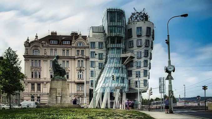 Dans Eden Ev gördünüz mü? İşte o ilginç ev!