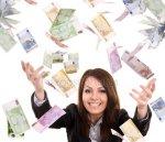 depositphotos_1336279-stock-photo-business-women-with-flying-money-1 Bayan İş İlanları Bursa Nilüfer