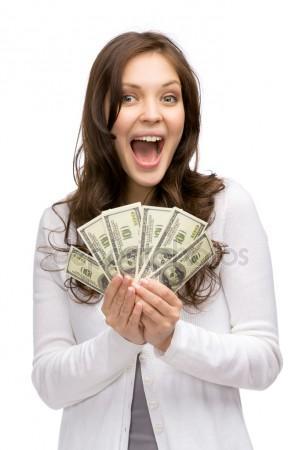woman-holding-money Bayan İş İlanları Ankara Etimesgut