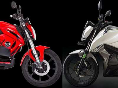 Comparison of Electric Bikes