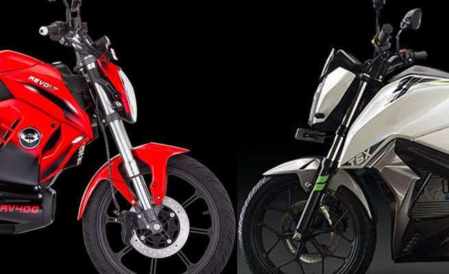 Comparison of Electric Bikes