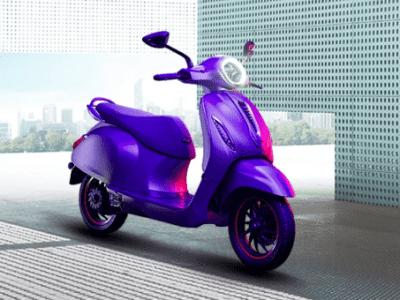 ECHETAK Bajaj Auto Electric Scooter
