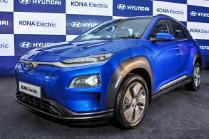 Hyundai Kona Electric Car in India