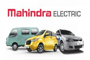 Mahindra Motors in Electric Vehicles in India