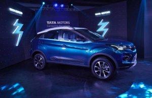TATA motors electric vehicles in India