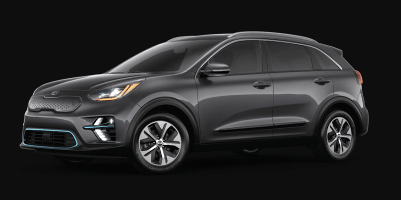 Kia Niro Electric crossover in US - Features and Specifications