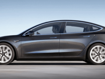 TESLA Model 3 Variants
