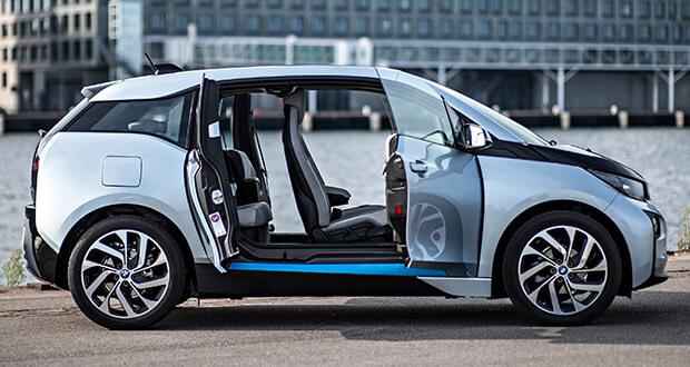 Design of BMW i3 Electric Car