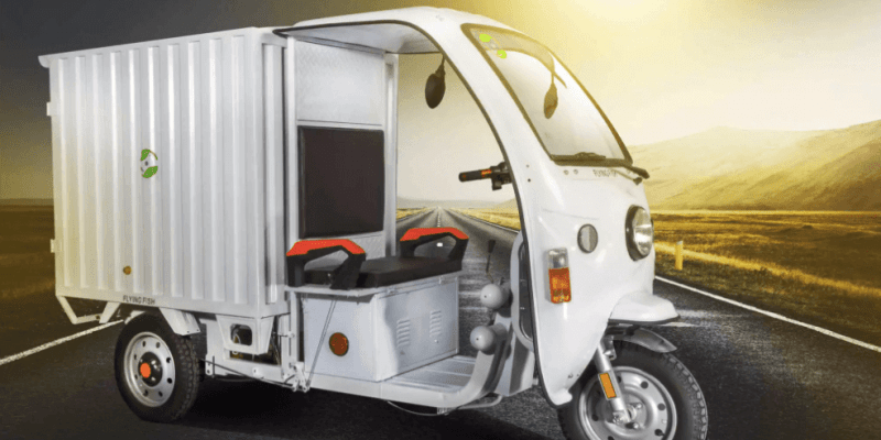 E-rickshaw / Three-wheeled electric vehicles in India Market