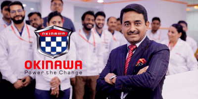EV Duniya-Interview with Mr. Jeetender Sharma, founder & MD of Okinawa