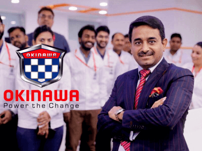 EV Duniya-Interview with Mr. Jeetender Sharma, founder & MD of Okinawa