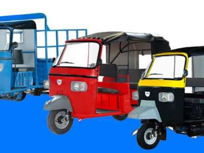 Electric Three Wheelers in India