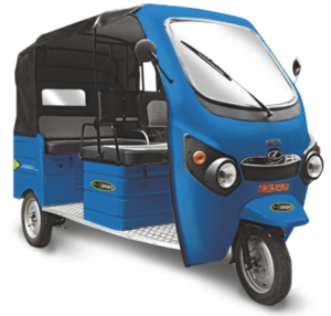 Kinetic Safar e-rickshaw