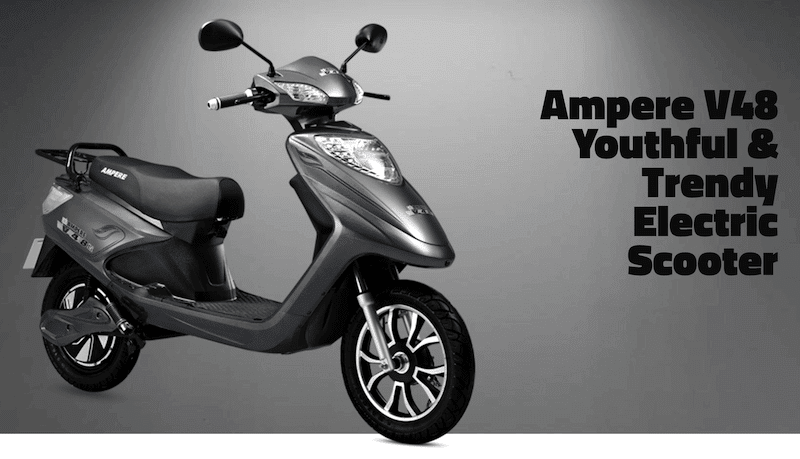 V48 Series -Ampere Electric Scooters