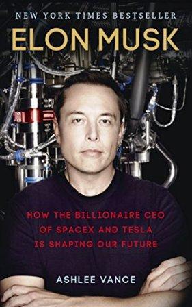 Elon Musk   Author: Ashlee Vance