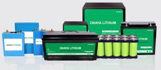 Okaya Lithium EV Battery Manufacturers