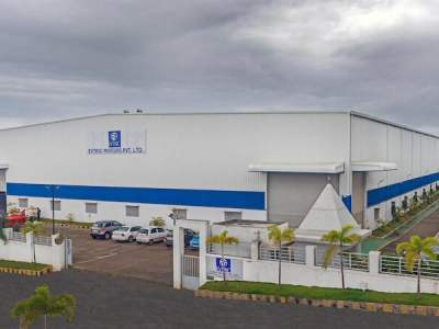 EVTRIC Motors Manufacturing Unit