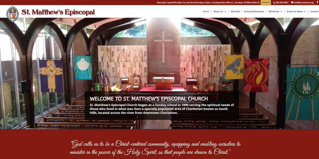 St Matthews Epsicopal Church